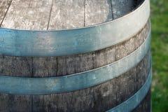 Παλαιό βαρέλι Στοκ εικόνες με δικαίωμα ελεύθερης χρήσης