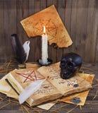 Διαπραγμάτευση της Satan Στοκ φωτογραφίες με δικαίωμα ελεύθερης χρήσης