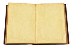 Καθαρό παλαιό βιβλίο Στοκ φωτογραφία με δικαίωμα ελεύθερης χρήσης