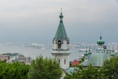 Παλαιό βρετανικό διάσημο κτήριο προξενείων στο Hakodate Στοκ Φωτογραφίες