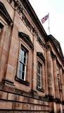 Παλαιό βρετανικό κτήριο Στοκ Φωτογραφίες