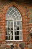 Παλαιό γοτθικό παράθυρο Στοκ Φωτογραφίες