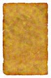 Παλαιό γρατσουνισμένο βρώμικο έγγραφο καρδιών Στοκ φωτογραφία με δικαίωμα ελεύθερης χρήσης