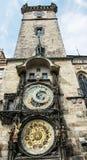 Παλαιό Δημαρχείο με το αστρονομικό ρολόι στην Πράγα, πολιτιστικό herita Στοκ φωτογραφία με δικαίωμα ελεύθερης χρήσης