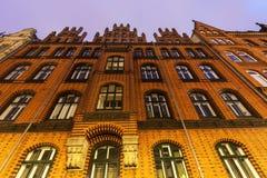 Παλαιό Δημαρχείο του Αννόβερου Στοκ Εικόνα