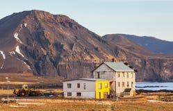 Παλαιό εγκαταλειμμένο αγρόκτημα. Στοκ εικόνα με δικαίωμα ελεύθερης χρήσης