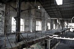 Παλαιό εγκαταλειμμένο εργοστάσιο Στοκ Εικόνες