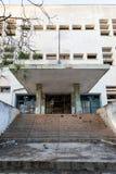 Παλαιό εγκαταλειμμένο κτήριο νοσοκομείων Στοκ Φωτογραφίες