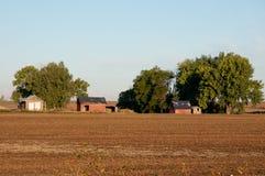 Παλαιό εγκαταλειμμένο Farmsight Στοκ εικόνα με δικαίωμα ελεύθερης χρήσης