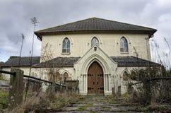 Παλαιό εγκαταλειμμένο κτήριο Στοκ φωτογραφίες με δικαίωμα ελεύθερης χρήσης