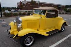 Παλαιό εκλεκτής ποιότητας Coupe αυτοκίνητο Chevy Στοκ Φωτογραφίες