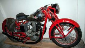 Παλαιό εμπορικό σήμα SERTUM 248 ccm το 1938 μοτοσικλετών Στοκ Φωτογραφία