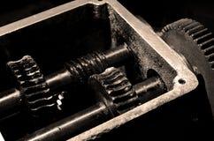 Παλαιό εργαλείο μείωσης Στοκ Φωτογραφίες