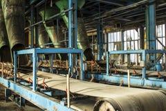 Παλαιό εργοστάσιο ζάχαρης Στοκ Εικόνα