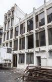 Παλαιό εργοστάσιο στη βιομηχανική ζώνη Στοκ φωτογραφία με δικαίωμα ελεύθερης χρήσης