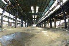 Παλαιό εργοστάσιο Στοκ Εικόνα