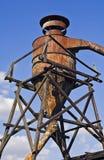 Παλαιό εργοστάσιο Στοκ εικόνα με δικαίωμα ελεύθερης χρήσης