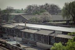 Παλαιό εργοστάσιο Pingyao στοκ εικόνα
