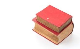 παλαιό λευκό βιβλίων Στοκ φωτογραφία με δικαίωμα ελεύθερης χρήσης