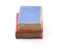 παλαιό λευκό βιβλίων Στοκ φωτογραφίες με δικαίωμα ελεύθερης χρήσης