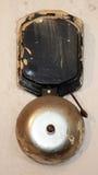Παλαιό ηλεκτρικό κουδούνι Στοκ εικόνες με δικαίωμα ελεύθερης χρήσης