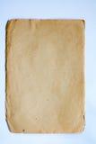 παλαιό διάνυσμα φύλλων εγγράφου απεικόνισης στοκ φωτογραφία με δικαίωμα ελεύθερης χρήσης