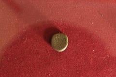 Παλαιό ινδικό νόμισμα στοκ φωτογραφία με δικαίωμα ελεύθερης χρήσης