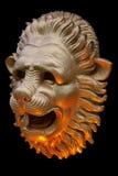 Παλαιό λιοντάρι Στοκ φωτογραφία με δικαίωμα ελεύθερης χρήσης