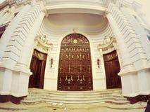 Παλαιό ιστορικό κτήριο παλαιά Αβάνα, Κούβα Στοκ Εικόνες