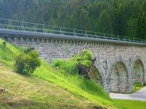 Παλαιό ιστορικό aquaduct που συντηρείται καλά στην Αυστρία Στοκ φωτογραφίες με δικαίωμα ελεύθερης χρήσης