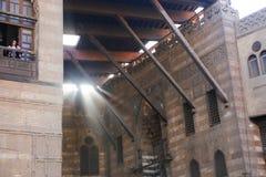 Παλαιό ισλαμικό παλάτι στο Κάιρο, Αίγυπτος Στοκ φωτογραφίες με δικαίωμα ελεύθερης χρήσης