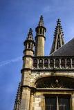 Παλαιό κάστρο Γάνδη Βέλγιο Στοκ φωτογραφία με δικαίωμα ελεύθερης χρήσης