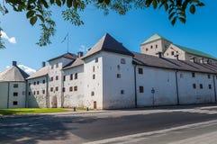 Παλαιό κάστρο στο Τουρκού, Φινλανδία στοκ εικόνες