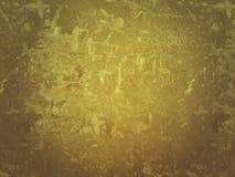 Παλαιό κίτρινο τοίχων υπόβαθρο σχεδίου εγγράφου αφηρημένο Στοκ εικόνα με δικαίωμα ελεύθερης χρήσης