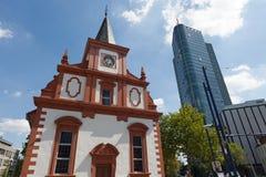 Παλαιό και νέο Offenbach Στοκ Φωτογραφίες