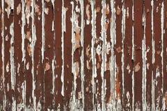 Παλαιό και ραγισμένο χρωματισμένο χρώμα Στοκ Εικόνες