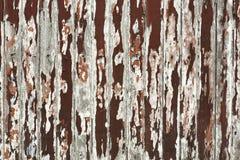 Παλαιό και ραγισμένο χρωματισμένο χρώμα Στοκ Εικόνα