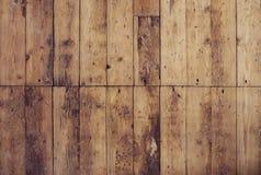 Παλαιό και shabby πάτωμα σύσταση σανίδων ξύλινη Στοκ Εικόνες