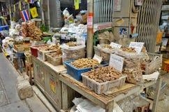 Παλαιό κατάστημα σε Chinatown Μπανγκόκ Στοκ Εικόνα