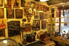 παλαιό κατάστημα Στοκ Εικόνες