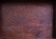 Παλαιό κενό ξύλινο κιβώτιο Στοκ Εικόνα