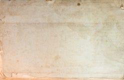 Παλαιό κομμάτι χαρτί Στοκ φωτογραφίες με δικαίωμα ελεύθερης χρήσης