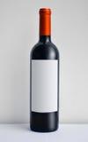παλαιό κρασί ραφιών μπουκαλιών Στοκ Φωτογραφία