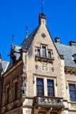 Παλαιό κτήριο στην Πράγα Στοκ Εικόνες
