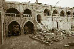 Παλαιό κτήριο στο Ιράκ Στοκ εικόνες με δικαίωμα ελεύθερης χρήσης