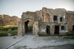 Παλαιό κτήριο στο Ιράκ Στοκ εικόνα με δικαίωμα ελεύθερης χρήσης