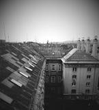 Παλαιό κτήριο στο Λουμπλιάνα Στοκ εικόνες με δικαίωμα ελεύθερης χρήσης