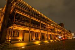 Παλαιό κτήριο τούβλου Στοκ Φωτογραφίες