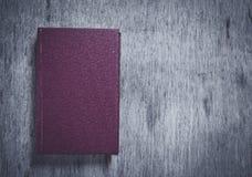 παλαιό κόκκινο βιβλίων Στοκ Εικόνα