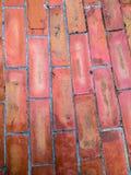 παλαιό κόκκινο τούβλου Στοκ Φωτογραφίες